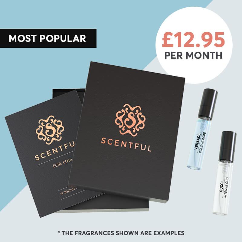 3 Month Surprise Aftershave Subscription