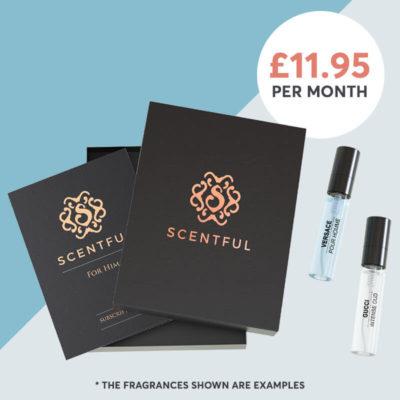 6 Month Surprise Aftershave Subscription