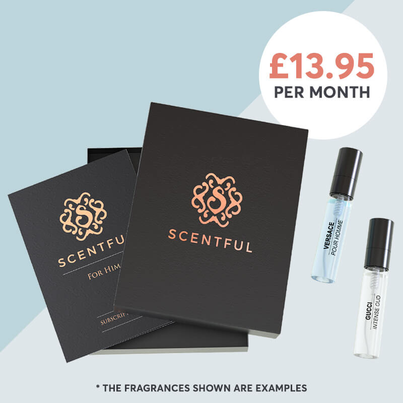 Monthly Surprise Aftershave Subscription